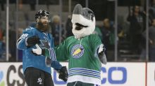 California Seals-inspired jerseys for Sharks are fakes, team president says