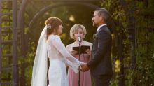 Carly Rae Jepsen Officiates Her BFF's Wedding