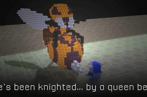 3D Dot Game Heroes trailer satisfies thirst for adventure