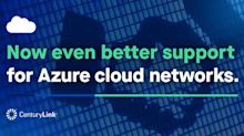 CenturyLink Joins Networking Managed Service Provider Program for Microsoft Azure