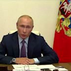 Putin thanks Russians for support in vote