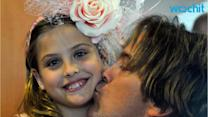 Larry Birkhead Gushes Over Daughter Dannielynn at Kentucky Derby