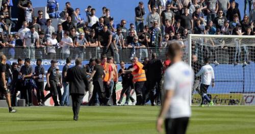 Foot - L1 - Bastia - Le SC Bastia a décidé de fermer la tribune Est à titre conservatoire