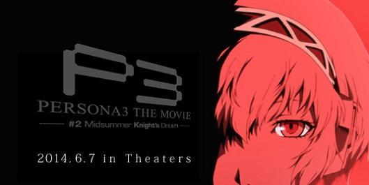 Persona 3: The Movie 2 gets a release date in Japan, trailer