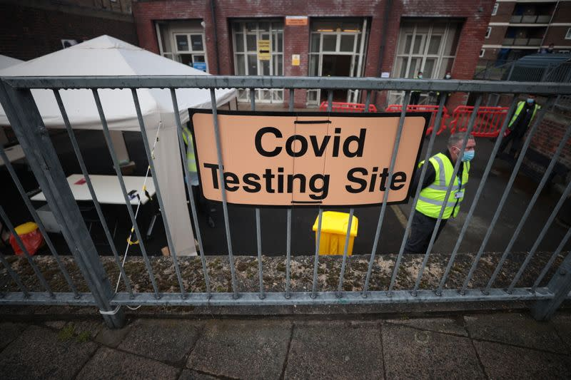 Photo of UK watchdog opens probe into COVID-19 test provider Expert Medicals – Yahoo