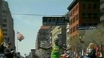 2011 Marathon Win Unlikely To Be Seen As Record