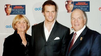 Brady's parents had COVID at start of Bucs' season