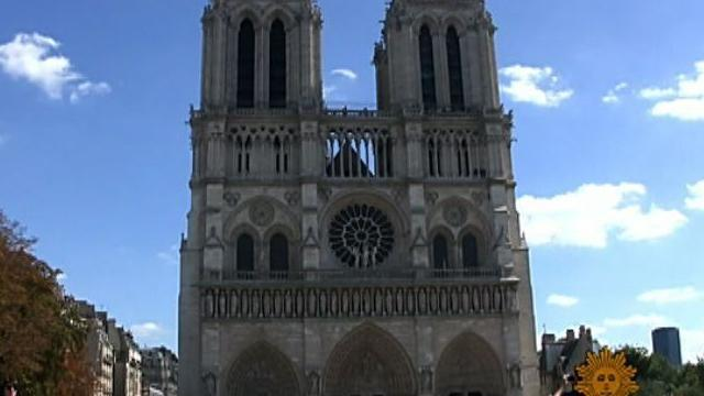 The history of France's Notre Dame Cathedral