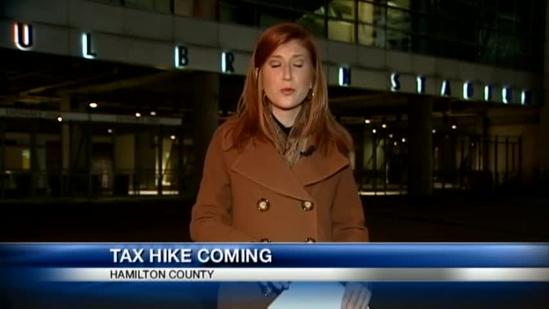 Hamilton County rolls back property tax rebate