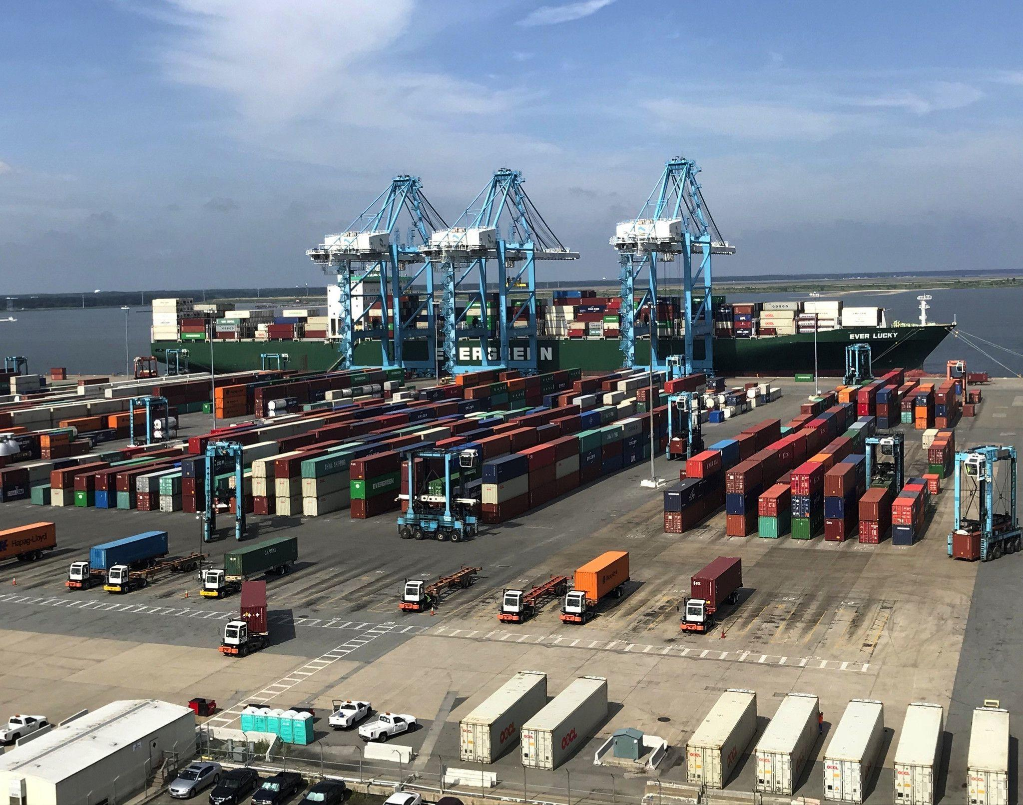 Port of Virginia gets $20 million federal grant for rail yard expansion