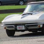1967 Chevrolet Corvette Stingray Is An NCRS Top Flight Winner