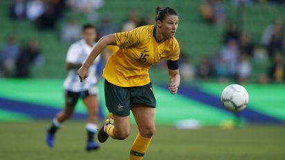 Matildas packed with Norway experience