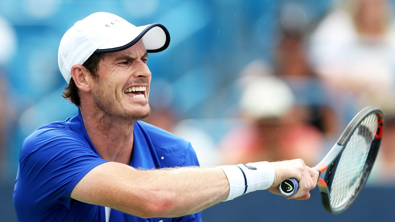 Injury-plagued Andy Murray slumps to 14-year tennis first