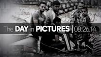 Day in Pictures: 8/26/14