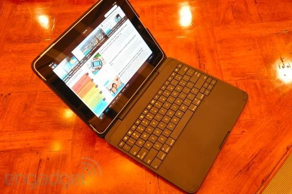 Clamcase iPad keyboard case review
