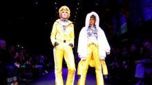 Mistura entre esqui e moda marca início da Fashion Week de Berlim