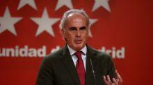 El Gobierno español pide a Madrid determinación contra el coronavirus