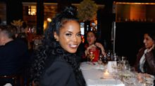 Kim Porter remembered as 'the living symbol of love and grace' as Jamie Foxx, Rihanna and other celebrities pay tribute