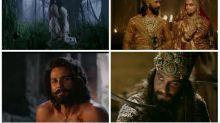 Padmaavat: Shahid Kapoor and Deepika Padukone's love story spells magic in this new promo
