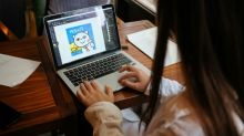 Artists cash in on China's online sticker craze
