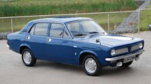 1971 Morris Marina finds a new home after being a couple's daily transport for more than 40 years