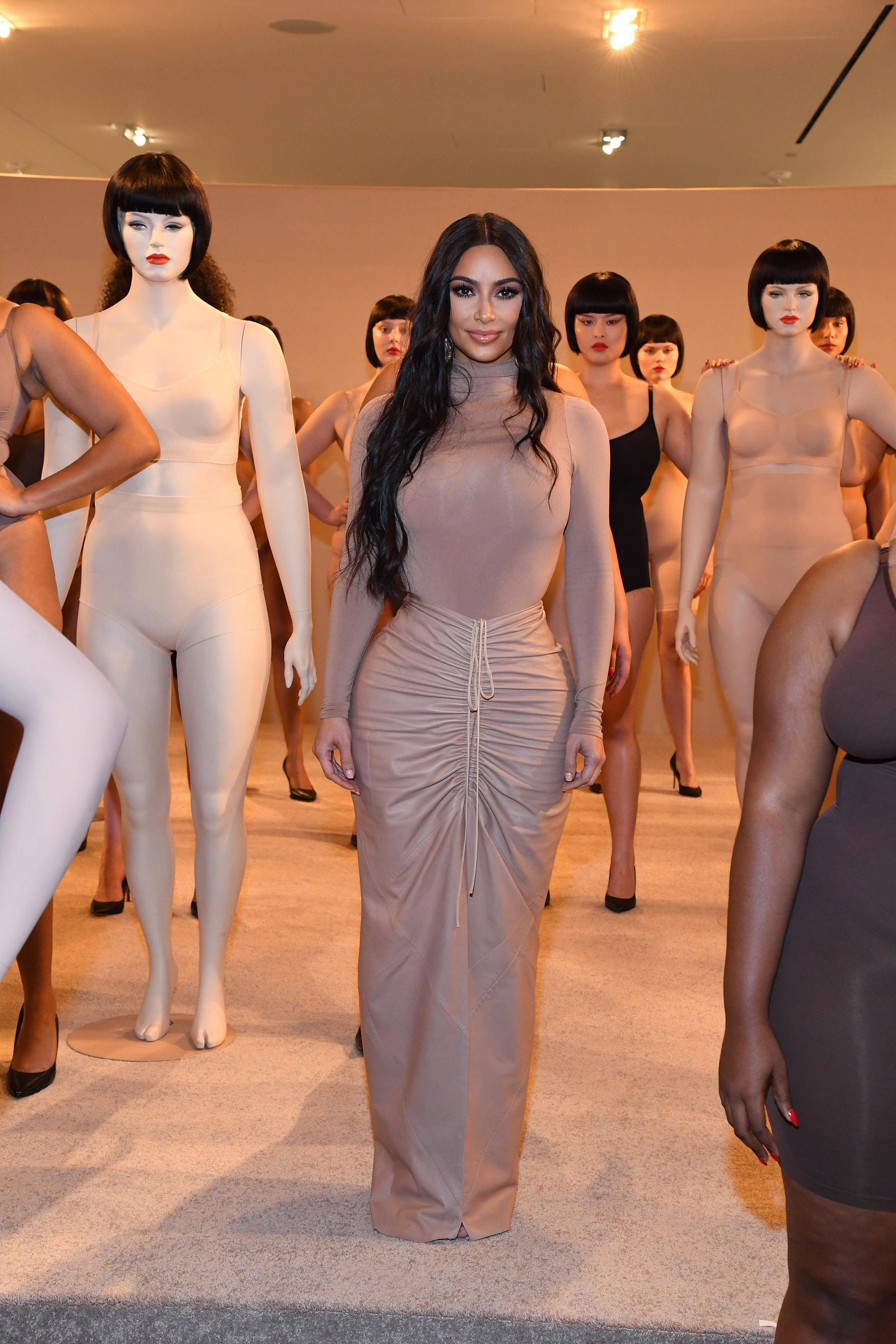 News post image: Kim Kardashian shapewear line Skims gives Nordstrom a much-needed lift