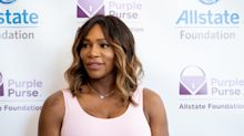 Serena Williams talks bleeding during first trimester of pregnancy