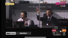 台南球場比賽中停電 比賽中斷、延賽