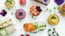 Bloomin' great: is this London's best Chelsea Flower Show-inspired afternoon tea?