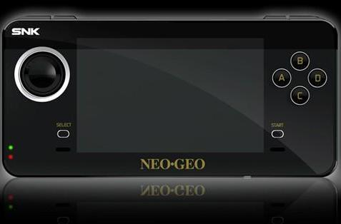 The Neo Geo handheld is real, coming out worldwide in Q2