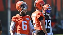 Passing offense continues to sputter in Browns training camp