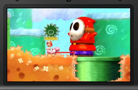 Yoshi's New Island arriving in spring 2014 [Update: Trailer added]