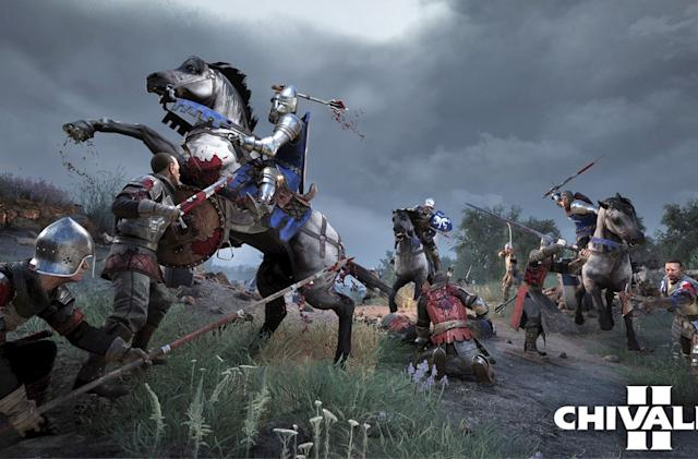 'Chivalry 2' cross-play medieval combat will connect all platforms