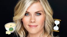 'Days of Our Lives': Sami's back! Alison Sweeney shows us her first day back on set