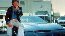 """Comeback für """"Knight Rider"""": David Hasselhoff schildert seine """"Vision"""""""