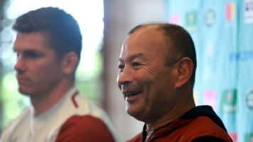 Rugby World Cup 2019: Eddie Jones accuses New Zealand media of being 'fans with keyboards' for All Blacks support