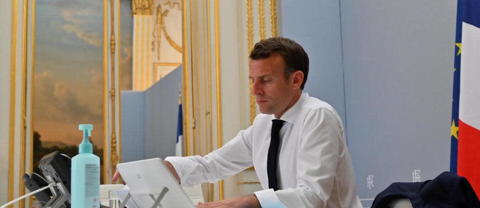 Police et sécurité: Macron réunit l'exécutif et la majorité parlementaire