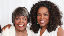 Oprah Winfrey's relationship with her mother, Vernita Lee, was complicated from the start