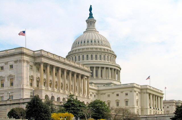 The Senate has finished encrypting all its websites