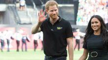Harry und Meghan: Diese Jobs erledigen sie noch für die Queen