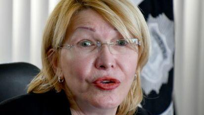 Venezuela's ex-prosecutor urges ICC to probe Maduro