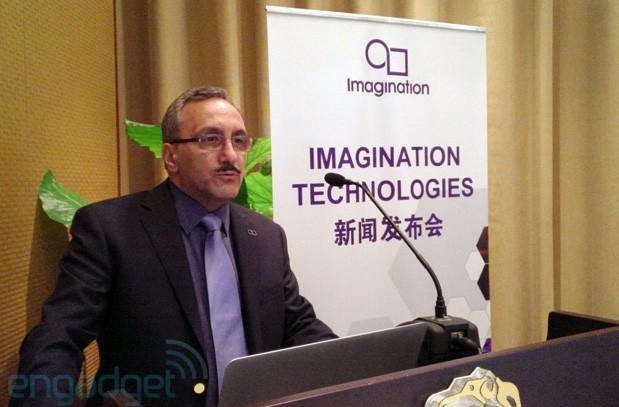 Imagination Tech CEO: 'The industry needs MIPS as much as MIPS needs the industry'