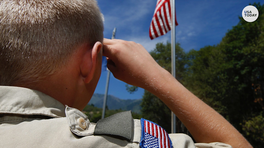 Boy Scouts file for bankruptcy over sex-abuse suits
