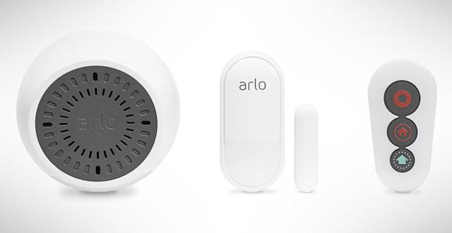 Arlo unveils a home security system with Apple HomeKit support