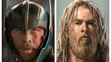 Quarantined Thor? Extreme 'Ragnarok' concept art reveals shaggiest Chris Hemsworth hero