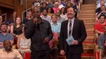 Dave Chappelle Reveals His Superhero Superpower and One Weakness on 'Tonight Show'