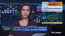 Alexion, Elliott to collaborate on new Alexion board memb...