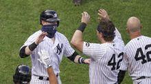 Yankees edge Mets 2-1 to avert longest slide in 25 years