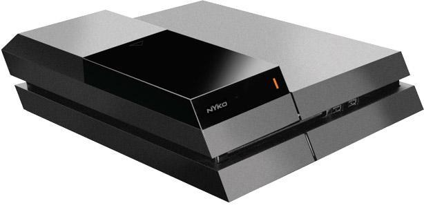 Nyko unveils Data Bank hard drive upgrade kit for PS4