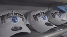 Rays fans eager for World Series gear